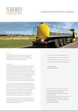 A global petrochemical company-1