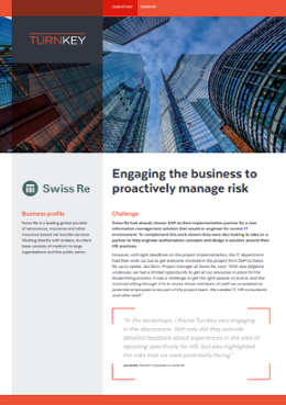 Engaging the business to proactively manage risk-1
