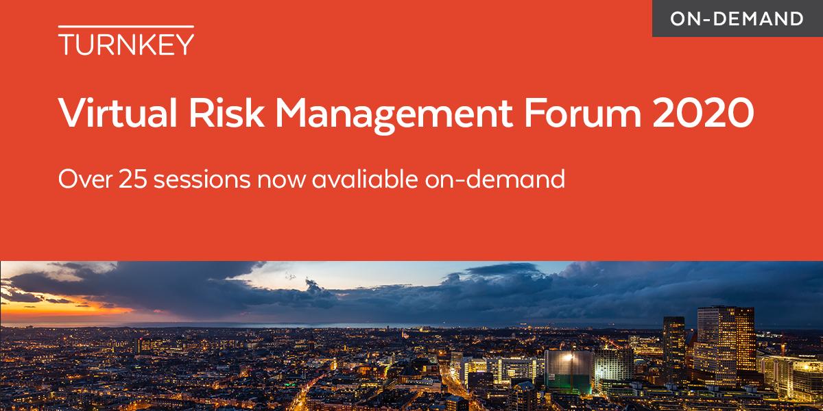 Virtual Risk Management Forum 2020