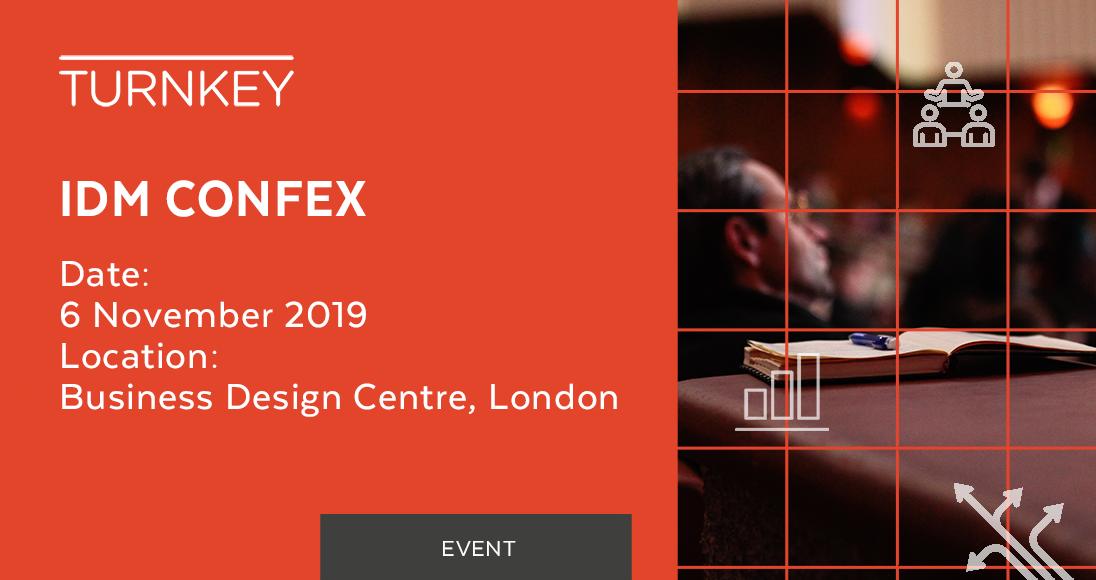 IDM CONFEX Event page image