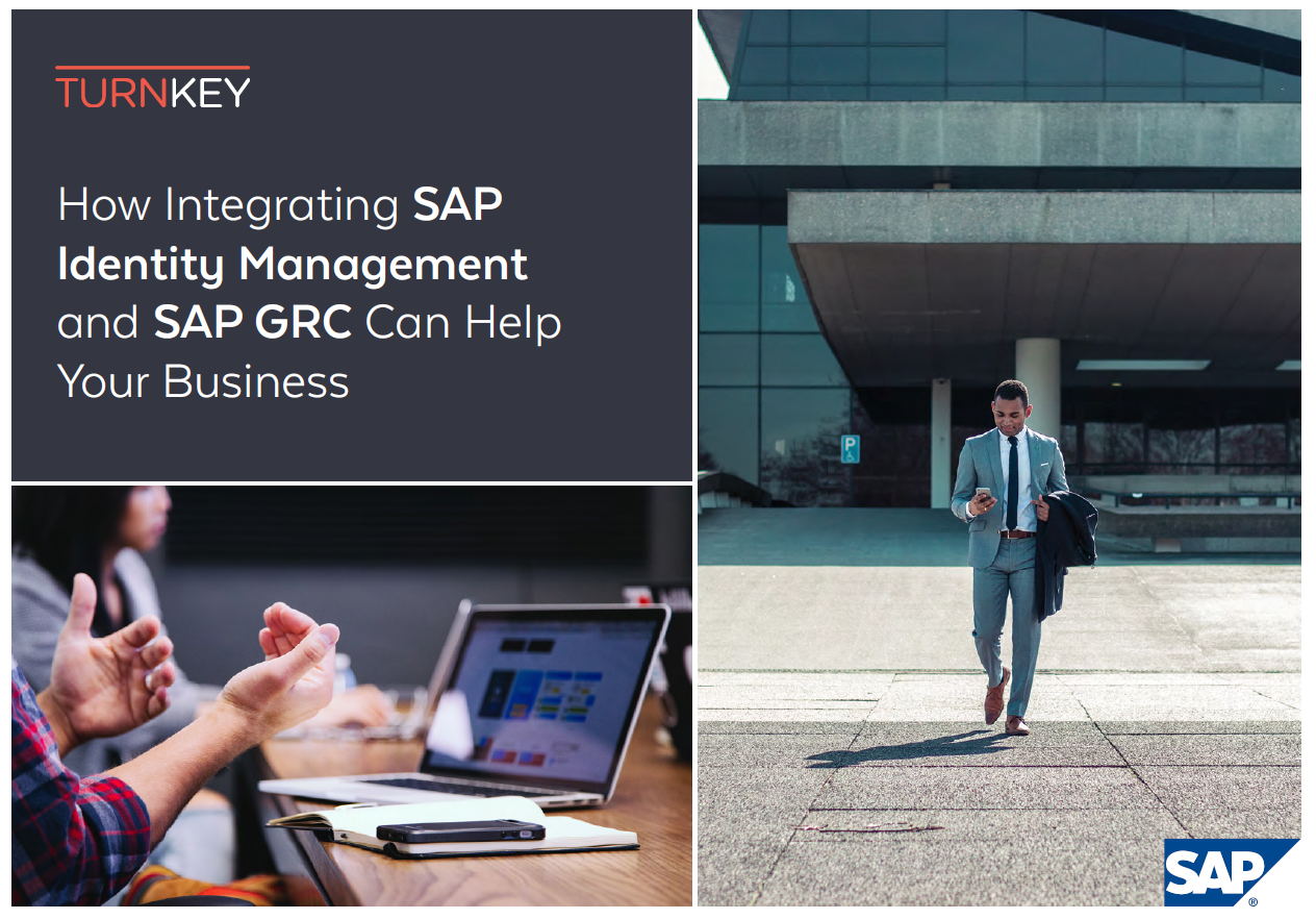 Integrating SAP Identity Management and SAP GRC