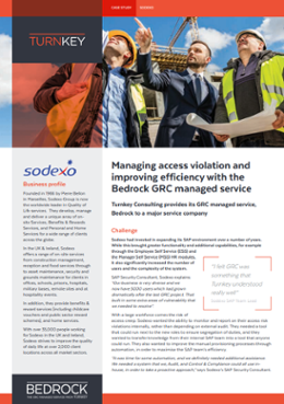 Managing access violation & improving efficiency with Bedrock - the GRC managed service-1