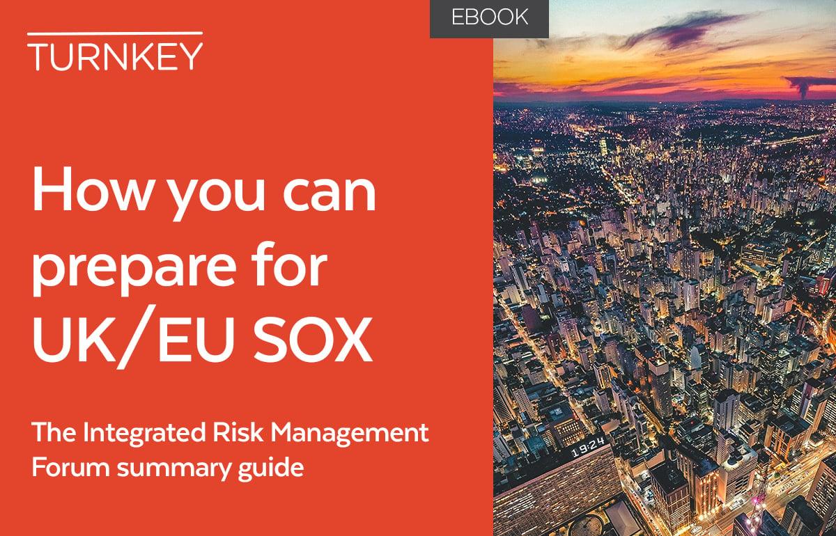 Preparing for UK_EU SOX