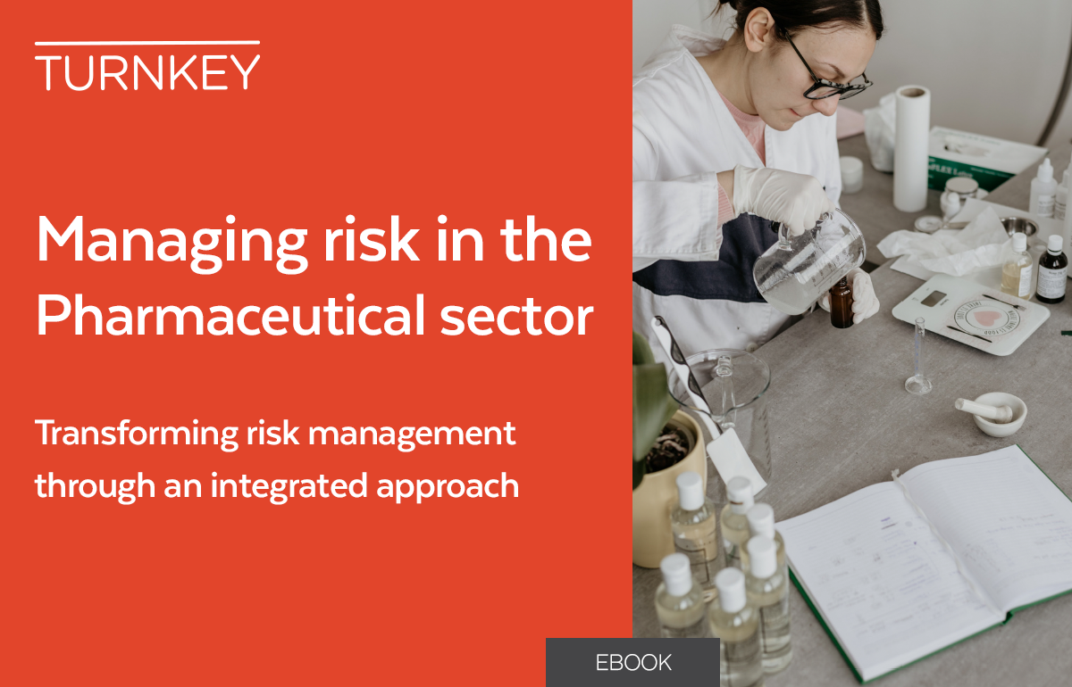 Risk in Pharma eBook