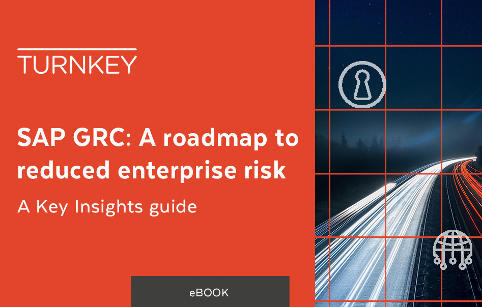 eBook  SAP GRC: A roadmap to reduced enterprise risk