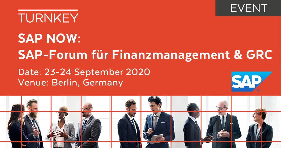 SAP NOW SAP-Forum für Finanzmanagement and GRC Event page image 2