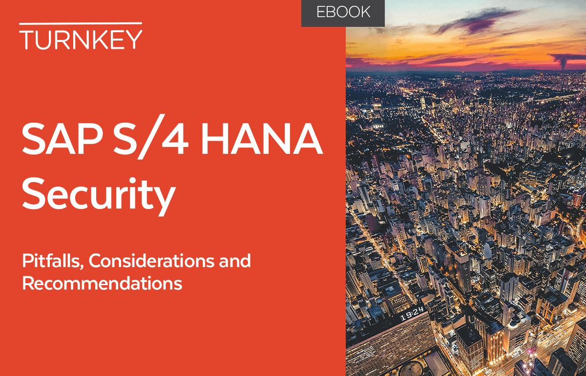 SAP S_4 HANA pitfalls, considerations recommendations