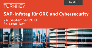 SAP-Infotag für GRC und Cybersecurity Events image