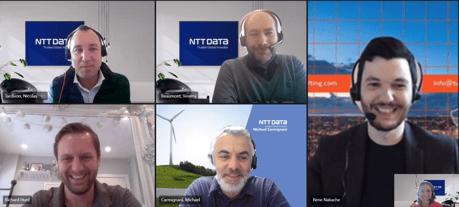 TK France & NTT DATA Business Solutions