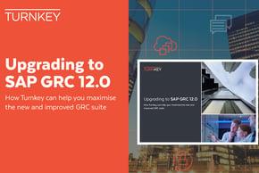 TK Upgrade to SAP GRC 12 guide Thumbnail