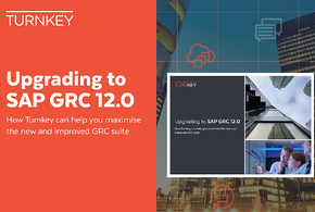 TK Upgrade to SAP GRC 12 guide Thumbnail