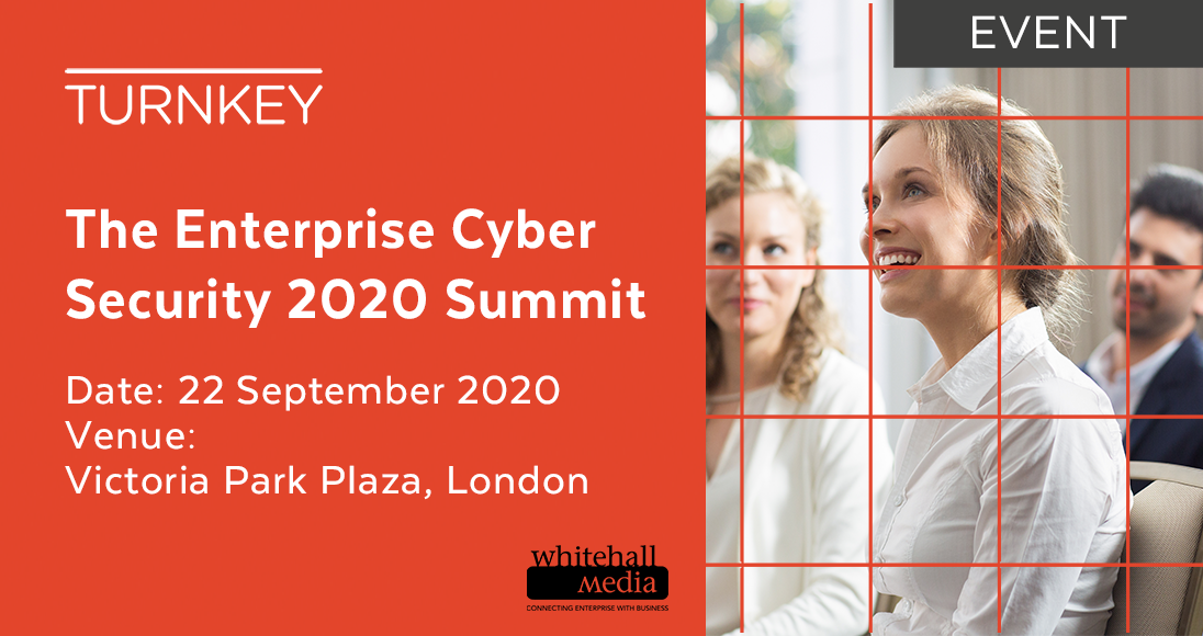 The Enterprise Cyber Security 2020 Summit Event page image