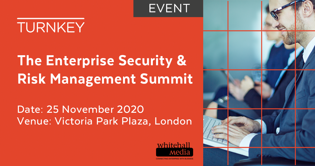 The Enterprise Security & Risk Management 2020 Summit Event page image