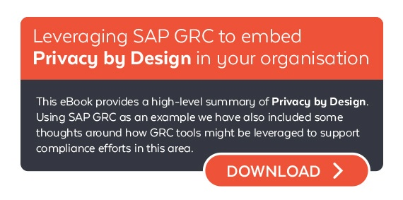 Privacy by Design CTA