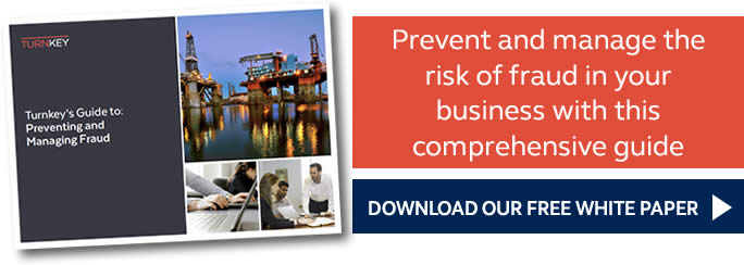 Turnkeys Guide to Preventing and Managing Fraud
